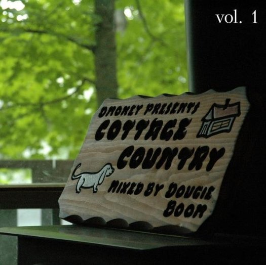 Cover for Cottage Country Volume 1 Rock Mixtape