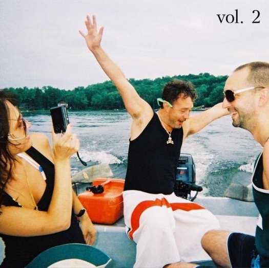 Cover for Cottage Country Volume 2 Rock Mixtape