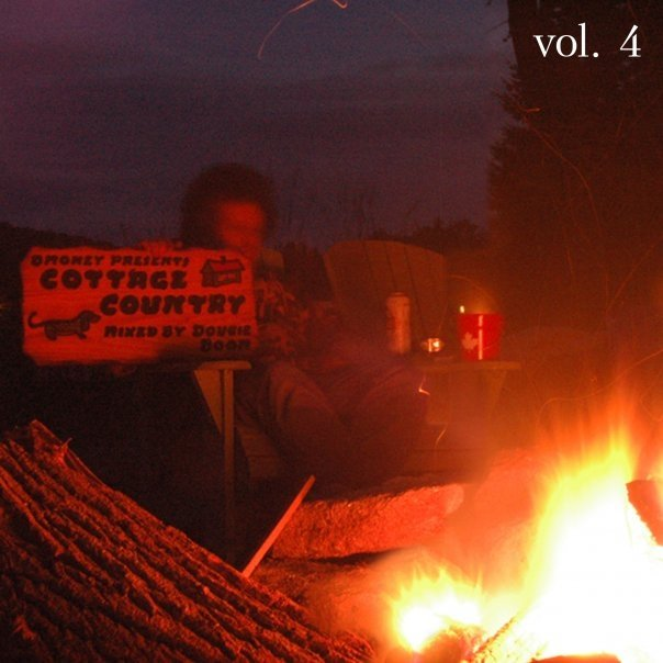 Cover for Cottage Country Volume 4 Rock Mixtape