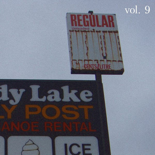 Cover for Cottage Country Volume 9 Rock Mixtape