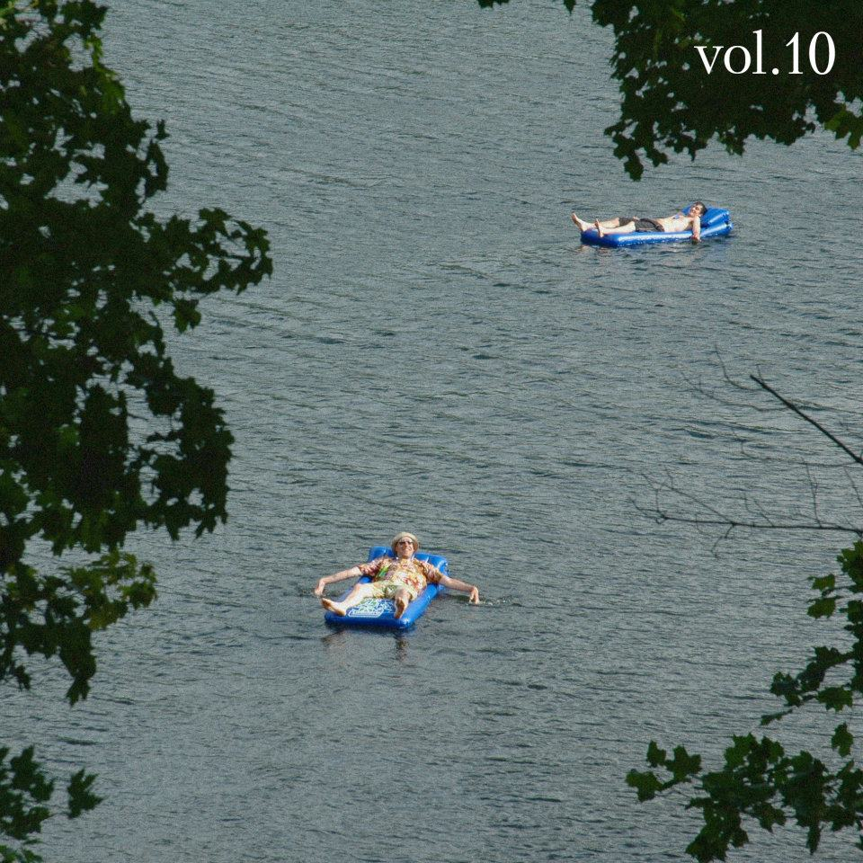 Cover for Cottage Country Volume 10 Rock Mixtape