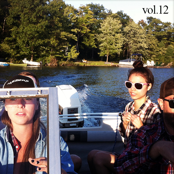 Cover for Cottage Country Volume 12 Rock Mixtape