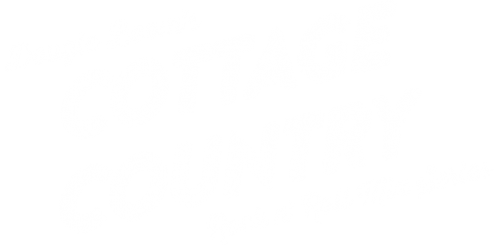 Cottage Country Logo with transparent background