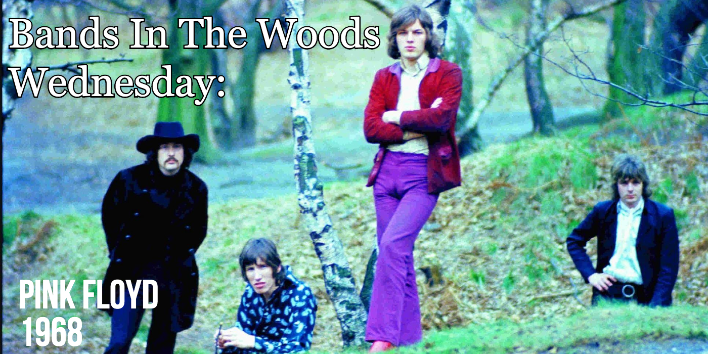 Pink Floyd In the Woods Banner